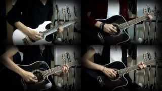 The Gazette Pledge Acoustic Part Cover