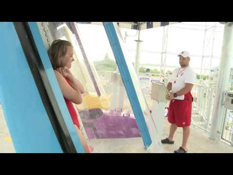 Take the plunge at Cedar Point Shores
