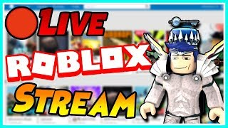 🔴 DAILY ROBLOX STREAM - MARIO ODYSEE - ROBUX GIVEAWAY ! DISCORD [G RATED]