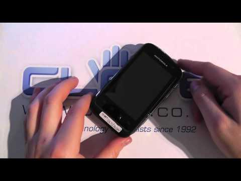 Motorola DEFY MINI Hardware Comparison