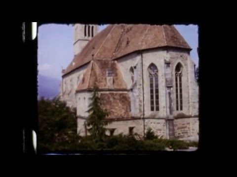 8mm Home Movies: Vaduz - Liechtenstein 70s