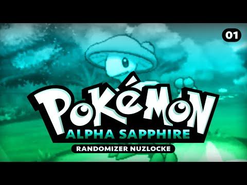 Pokemon Alpha Sapphire Randomizer Nuzlocke - Part 1 - EPIC FAIL! ~ Pokemon ORAS Randomizer Nuzlocke