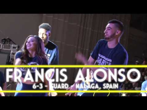 17 in 17: Francis Alonso