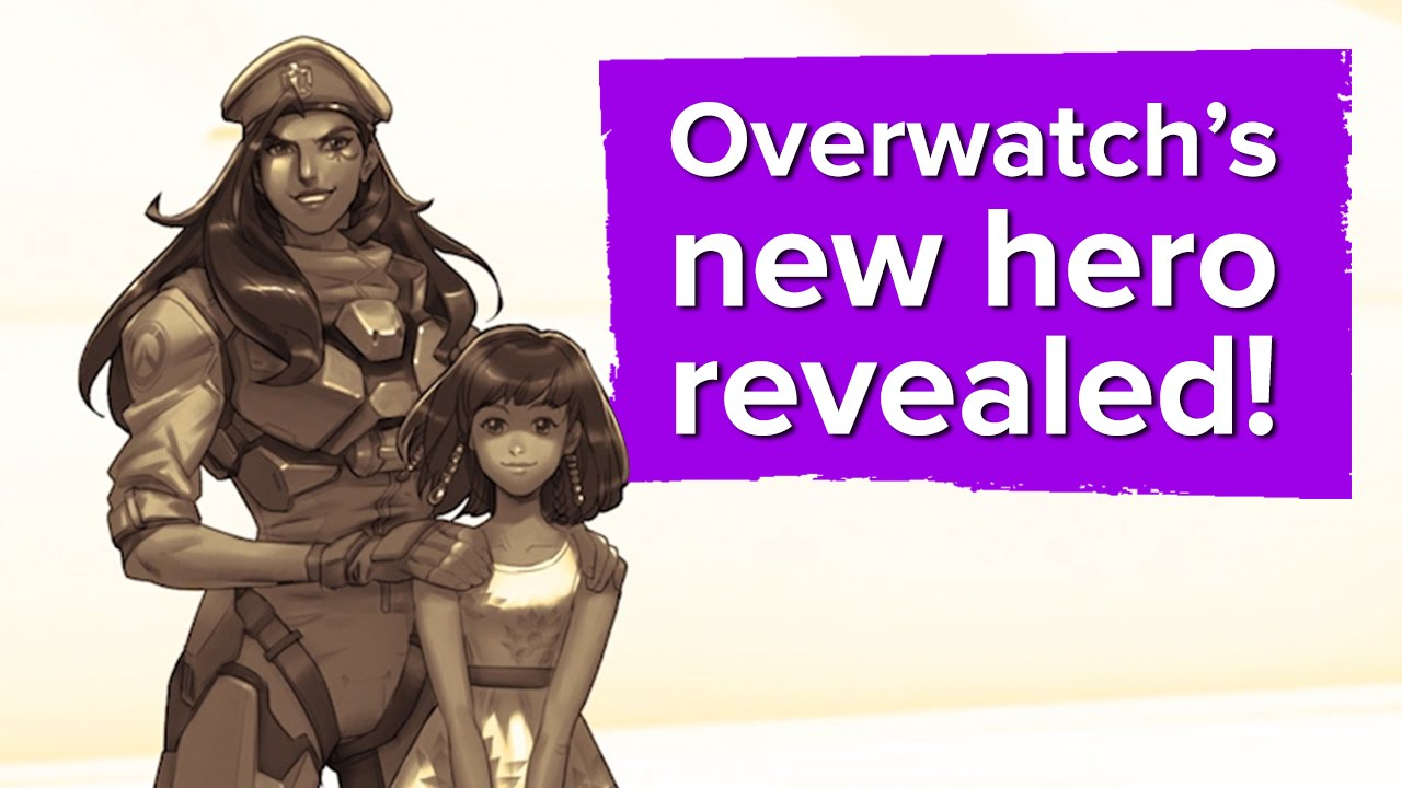 Aleksandra Overwatch yes, overwatch has a story. here's everything you need to
