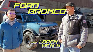 Ford Bronco Walkaround at Moab 4x4 Expo