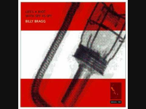 Billy Bragg - The Man In The Iron Mask