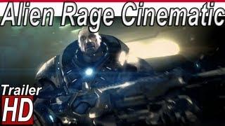 Alien Rage Cinematic Trailer 【HD】