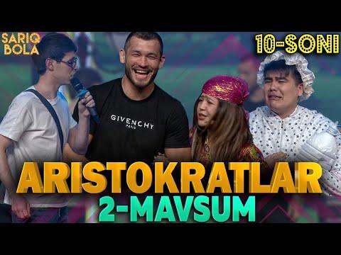 Aristokratlar 10-soni! UFC CHEMPIONI MAHMUD MURADOV XUDO XOXLASA!