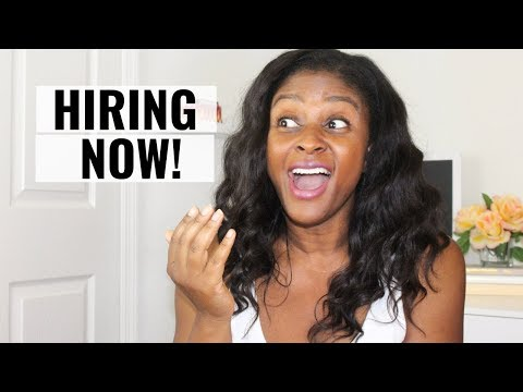 Work at Home Jobs Hiring Now for Summer 2019
