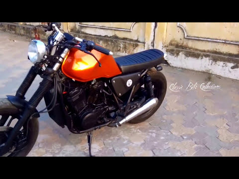 honda shadow 500cc cafe racer - honda vt class cafe racer - youtube