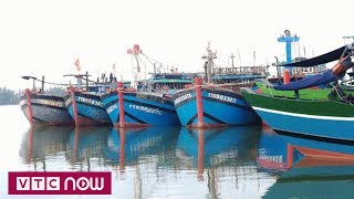 Cấm biển, gọi tàu thuyền vào bờ   VTC1
