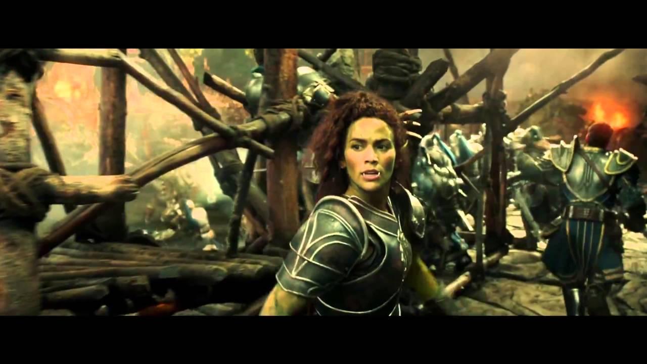 Warcraft Tv Spot Garona 2016 Paula Patton Epic Fantasy Action