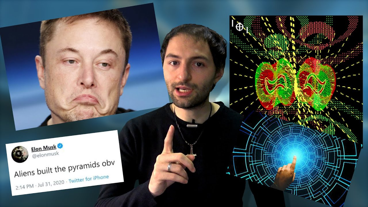 Las 9 cosas MÁS RARAS que ha dicho Elon Musk (Algunas difíciles de EXPLICAR)