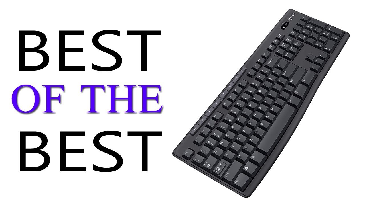 Unboxing & Reviews Logitech MK270 Wireless Keyboard 2020