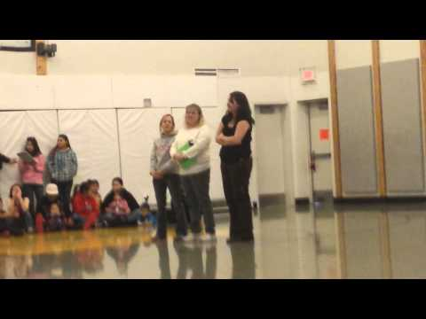 Kotlik school Christmas program 2013 pt 4