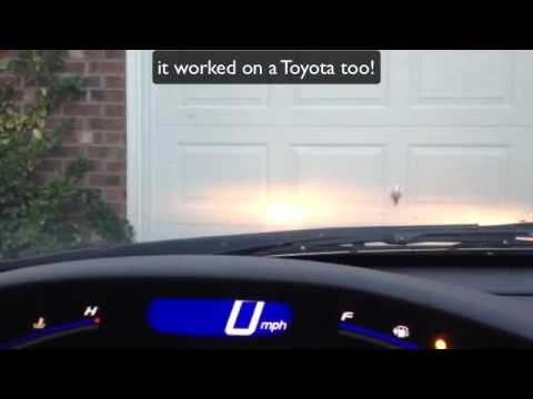 How To Turn Off Daytime Running lights|without taking fuse out| For In Park  Only!