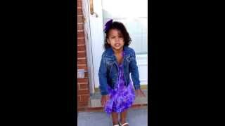 "Amaya Grace in ""Freestylin"