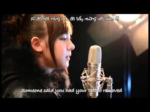 [Vietsub] The One That Got Away Cover by Jannina W