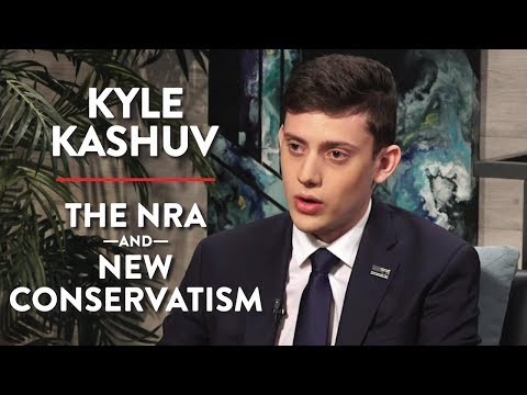 Parkland Survivor on the NRA, and New Conservatism (Kyle Kashuv Pt. 2)