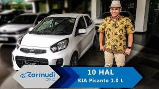 видео KIA Picanto