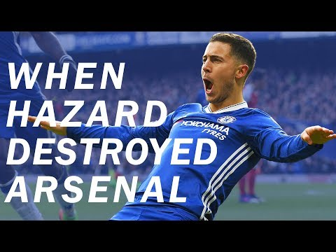 When Hazard Destroyed Arsenal 'He Turned Coquelin Into Billy Elliot!'