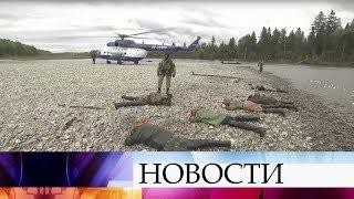 ВХабаровском крае рыбы ценных пород идут нанерест под охраной Росгвардии