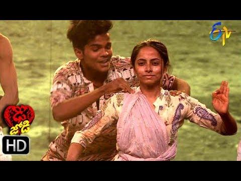 Kanha and Keshavi Performance | Dhee Jodi | 3rd July 2019   | ETV Telugu