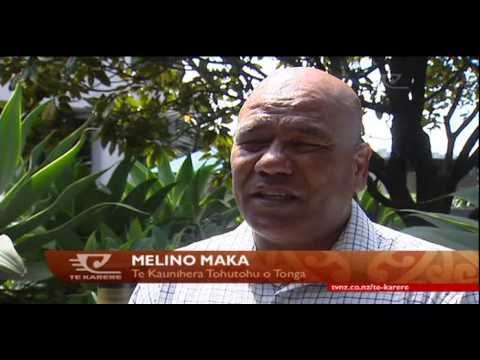 Tonga's new Prime Minister and government