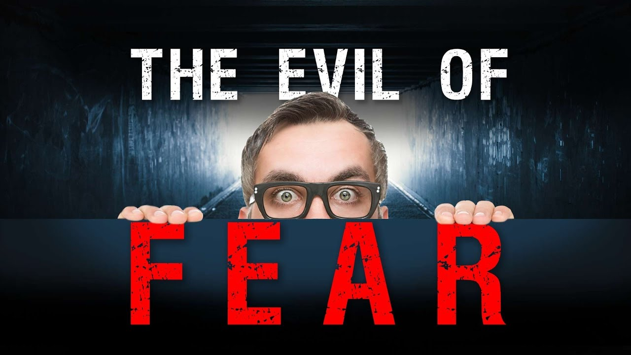Evil of Fear - Thou Shalt NOT LIE Meaning, The Dangers of Lying and Bearing  False Witness
