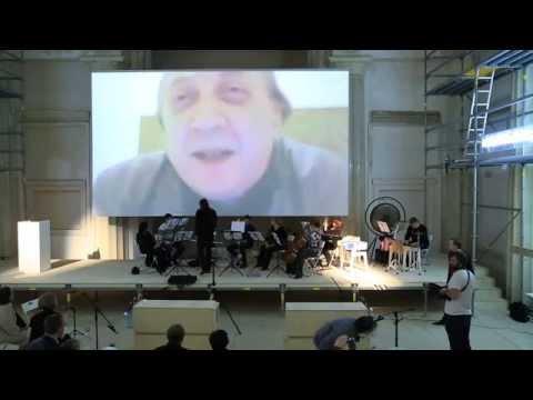 Studio for New Music Ensemble - VDNKh, Moscow, 01.10.2015