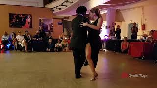 Sebastian Arce and Cecilia Vicencio Б«¤  Paris   Milonga EL BUL N    Milonga  Picante Rodolfo Biagi