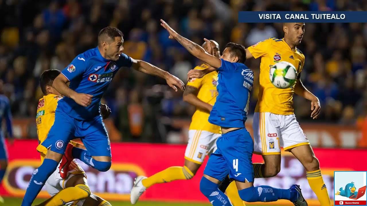 cbb5bc60f Con gol de Elías Hernández Cruz Azul vence 1-0 a tigres y consigue su primera  victoria del torneo