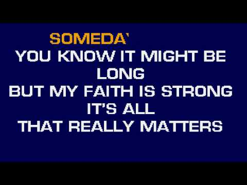 BETTER LIFE by KEITH URBAN (KARAOKE)