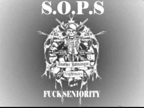 S.O.P.S  ''FUCK SENIORITY'' -INDONESIA ,JAKARTA PUNK-
