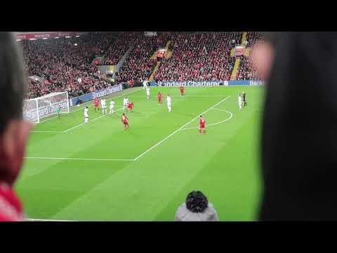 GOAL! Gini Wijnaldum Goal – Liverpool Vs West Ham – Premier League Highlights