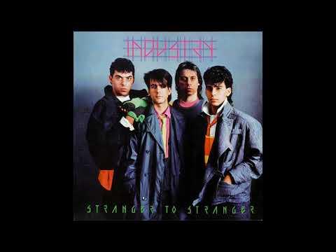 INDUSTRY - STRANGER TO STRANGER 1983 FULL ALBUM SYNTH POP NEW WAVE