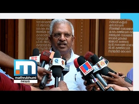 P Jayarajan Says He Did Not Walk Out Of Party Meet| Mathrubhumi News