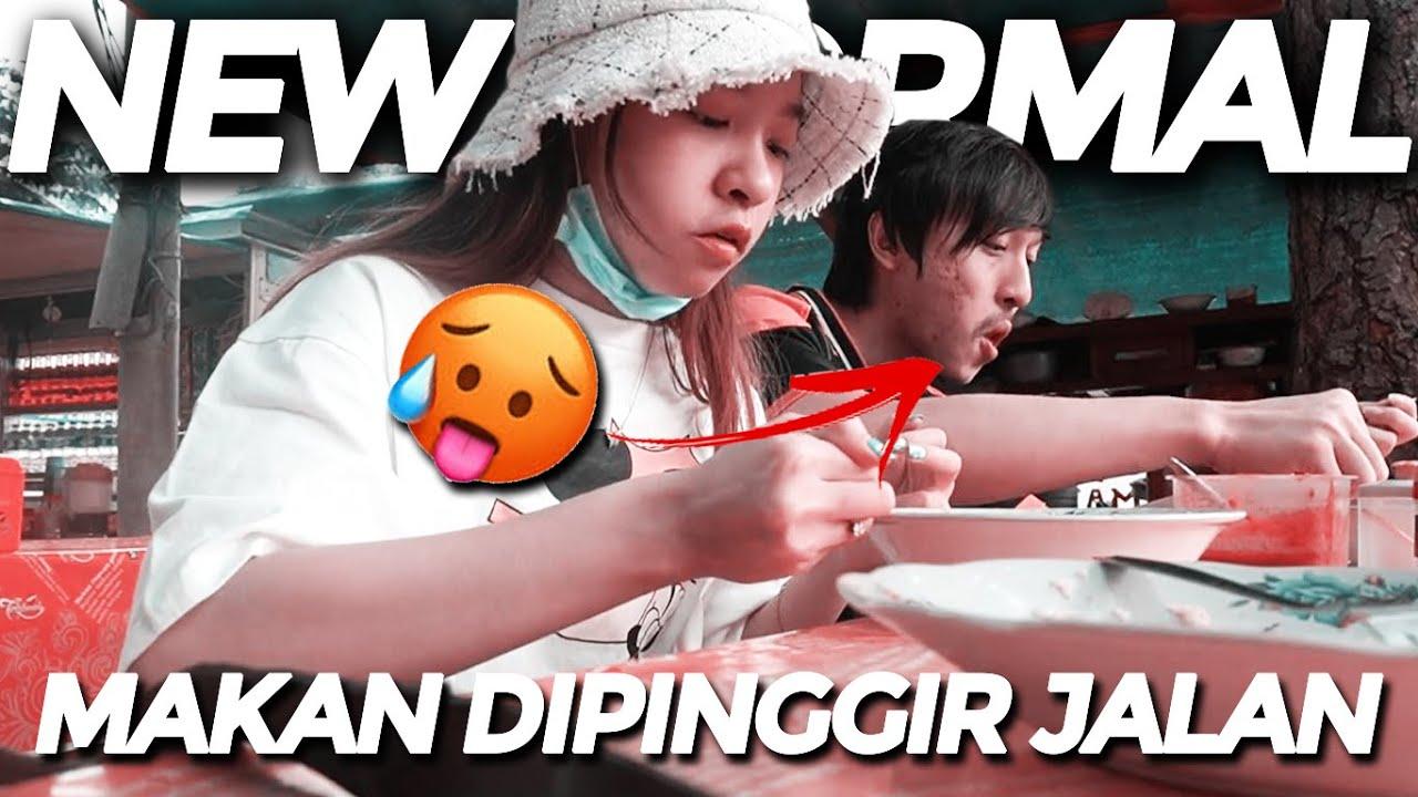 MAKAN DI PINGGIR JALAN #NEWNORMAL