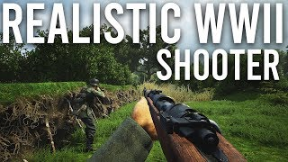 Realistic WWII Shooter - Post Scriptum