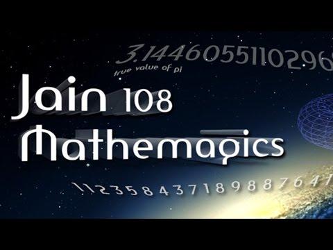 Sacred Mathematics with Jain108 MatheMagics
