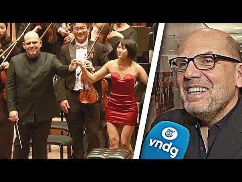 Jaap-gekte in New York: Hollander als rockster onthaald
