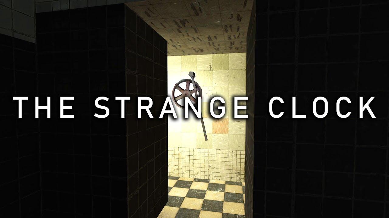 Half Life 2 Beta: The Strange Clock