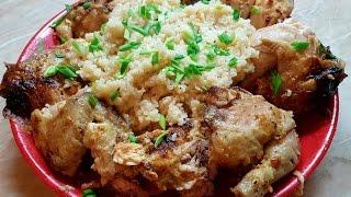 Цыплята корнишоны-просто и вкусно