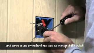 The Down To Earth Woodworker: Garage Shop Conversion, Part 4 -- Switches, Outlets, Breakers