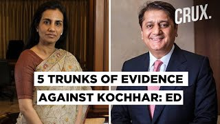 What Are The Charges Against Former ICICI Bank CEO Chanda Kochhar In The Videocon Case?