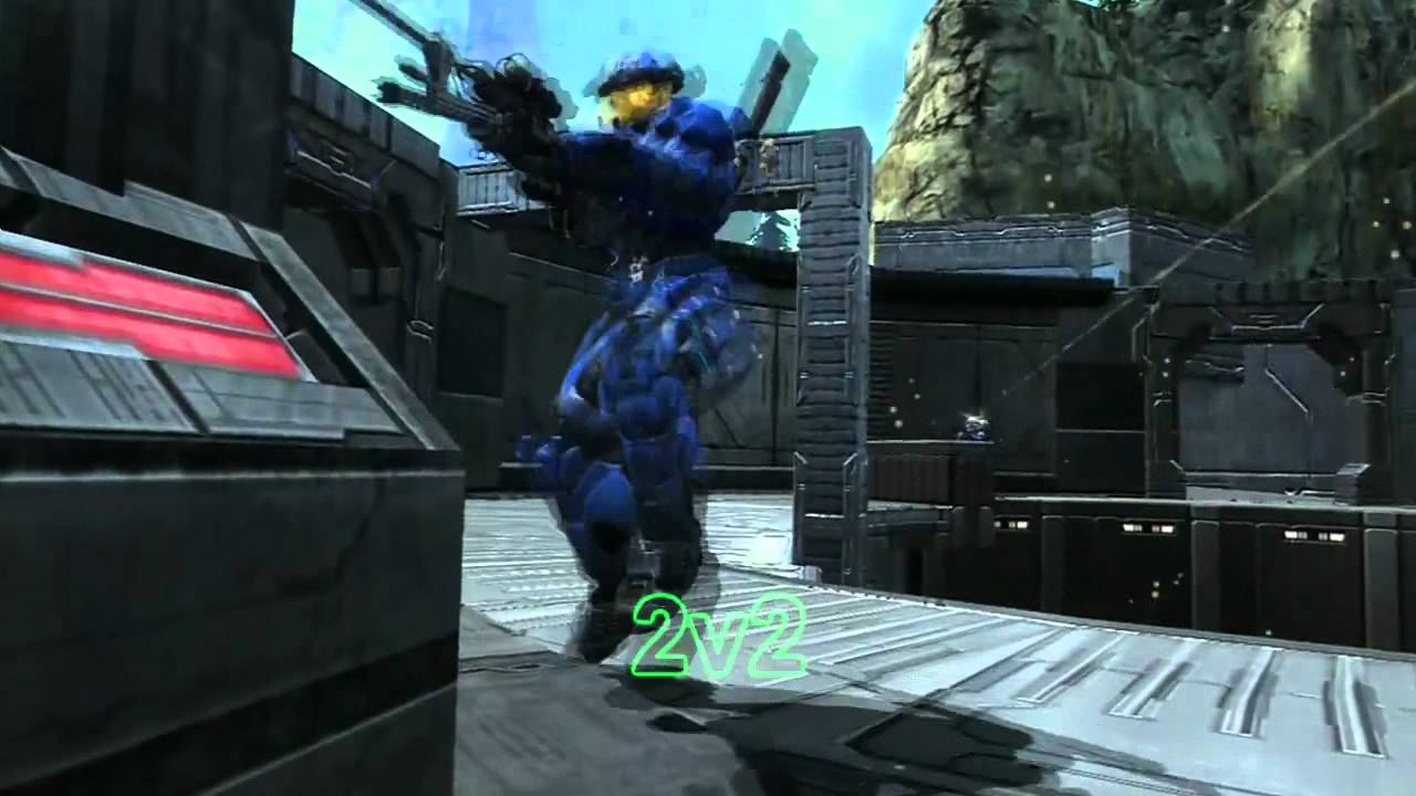 Halo 2 Jackals Mind Meld - YouTube