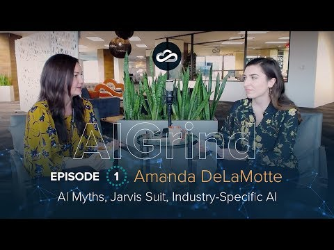 The AIGrind, Episode 1: AI Myths, Jarvis Suit, Industry-Specific AI