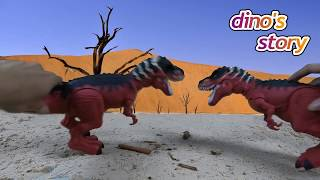 Dino's Adventures Story - Dinosaurs for Kids - Dinosaur Cartoon Shows | Dino's Story Ep 16
