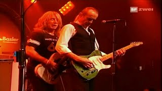 Status Quo - Don't Waste My Time - AVO Sessions,Festsaal Messe,Basel, Switzerland 10-11 2005