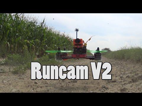 Runcam 2 Review / Unboxing / Test deutsch - Actioncam von gearbest.com
